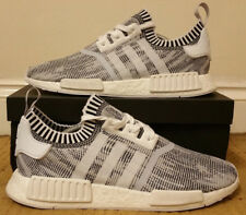 BN Adidas Originals NMD R1 PK Primeknit Glitch Camo Oreo Black White BY1911 10