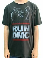 Run DMC Silhouette Amplified Unisex Official Tee Shirt Brand New Various Sizes