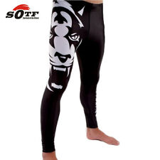 Muay Thai Skinny Pants Breathable Stretchable Soft Casual Fight Wear Training