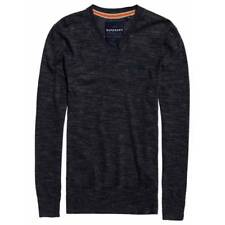 Pull Superdry orange label vee
