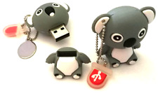 incisione personalizzato orsetto KOALA 8GB CHIAVETTA USB FLASH DRIVE IN