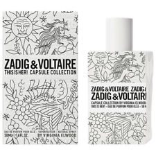 Zadig & Voltaire This is Her Capsule Collection EDP Eau de parfum  Spray Nuevo