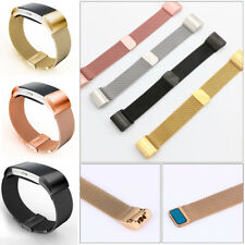 For Fitbit Charge 2 Milanese Strap Replacement Watch Band Magnet Metal Buckle UK