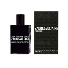 Zadig & Voltaire This is Him Eau de toilette 30/50/100 ml Spray Nueva Fragancia