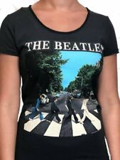 Beatles Abbey Road Amplified Ladies Official T Shirt Brand New Various Sizes