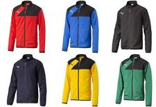 Puma Esquadra Mens Woven Polyester Track Suit Jackets 3 Colours