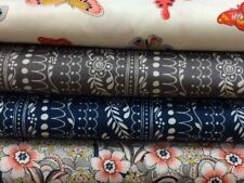 Michael Miller 'Daisy Paisley' Collection 100% Cotton fabric by the half metre