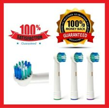4 X Oral Floss Action B Compatible Electric Toothbrush Replacement Brush Heads