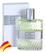 Dior EAU SAUVAGE Eau de toilette 50/100/200 ml Spray Fragancia Hombre