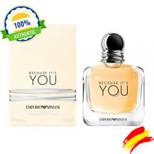 Armani Because It's You Eau de parfum 30/50/100 ml Spray EDP Fragancia Mujer