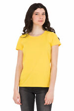 Fruit Of The Loom Fruit of the Loom- T-Shirt Valueweight Lady  Colore: Giallo Gi