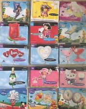 Foil balloons XL Tinkerbell Fairy, Disney Tinkerbell, tweety bird pirate,ETC