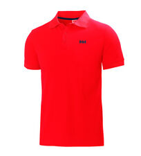 Helly Hansen - Red Driftline Polo -FPS 30- Homme