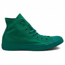 Converse All Star Hi Canvas B.Verde Monochrome Verde Donna 152701C