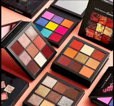 ❤️New Huda Beauty Collection❤️Warm Brown Smokey Mauve Electric Obsessions❤️
