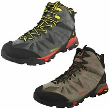 Mens Merrell Lace Up Gore-Tex Walking Boots Capra Mid