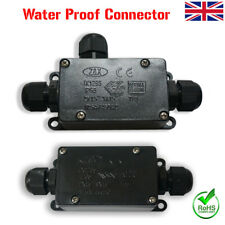 Waterproof-Junction Box Case/Electrical Cable Wire Connector Outdoor-Underwater