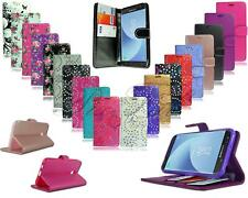New Premium Leather Flip Wallet Phone Case Cover For ZTE Blade A601 (5'')
