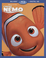 Finding Nemo (Blu-ray Disc, 2016, 2-Disc Set)- Never Used!  No Digital Copy