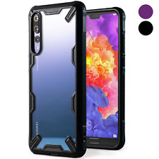 For Huawei P20 Pro   Ringke [FUSION-X] Shockproof Clear PC Back Armor Case Cover