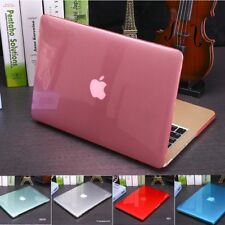 "Crystal Transparent Clear Hard Case for APPLE Macbook 12"" Laptop Cover Bag A1534"