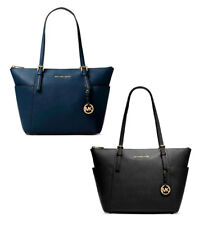 Michael Kors - Bolso tote piel saffiano Jet Set -38,125,4x11 Mujer chica
