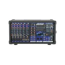 NEW VOCOPRO PA-PRO-900 BT 900W PROFESSIONAL PA MIXER WITH BLUETOOTH RECEIVER