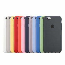 Original Ultra Suave Funda de silicona Funda para Apple iPhone 8 7 6s Plus Boxed