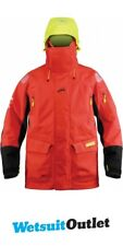 2017 Zhik Isotak Ocean Jacket in Red 901RD