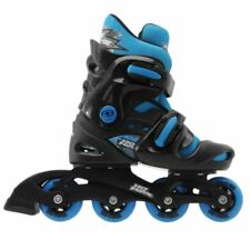 No Fear Inline Skate Roller Skates  Shoes Junior Boys Outdoor Sports New