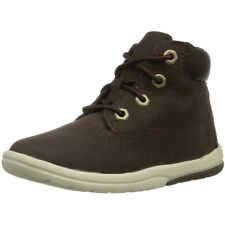 Timberland Toddle Tracks 6 Inch Marrone Scuro Nubuck Infante
