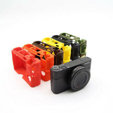 Soft Silicone Rubber Case Protective Body Cover for Sony RX100III RX100IV/IIV