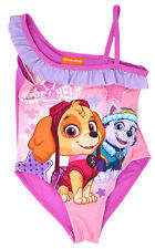 Paw Patrol Swimming Costume Girls Kids One Piece Bathing Suit Swim Suit