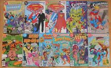 Collection of DC Comics