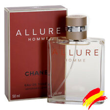 Chanel Allure Homme Eau de toilette 50/100/150 ml Spray EDT Fragancia Hombre