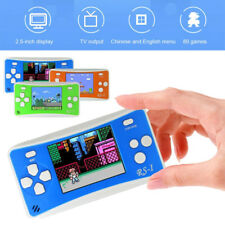 "RS-1 8 Bit Retro 2.5"" Color LCD Built in 152 Games Handheld Video Game Console"