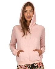 Billabong Essential Hoody - Blush - Ladies Hoodies