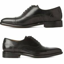 New - OLIVER SWEENEY Black Leather Souza Smart Shoes Size All Sizes - Free Post