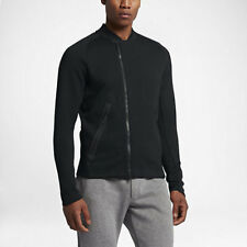 NIKE TECH FLEECE MEN'S JACKET Black Size M