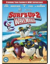 Surf Up 2 WAVE MANIA DVD NUOVO DVD (cdr3830)
