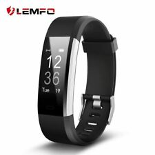 Smart Watch Bracelet Heart Rate Monitor Pedometer Fitness Tracker Smart Band