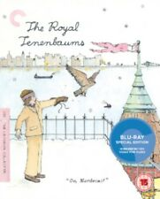 The Royal Tenenbaums - CRITERION COLLECTION BLU-RAY NUOVO Blu-Ray (cc2187bduk)