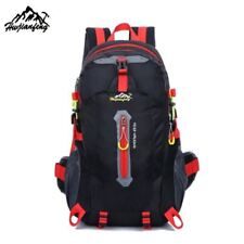 Brand 40L Outdoor Mountaineering Backpack Hiking Camping Waterproof Nylon Travel