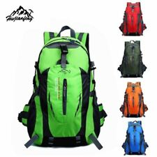 Brand 40L Outdoor mountaineering bag Hiking Camping Waterproof Nylon Travel Lugg
