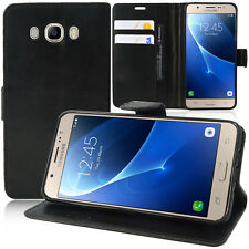 Estuche COQUE Housse Pochette Portefeuille Video Samsung Galaxy J7 (2016) J710F