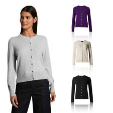 Marks&Spencer M&S Autograph T383470 Pure Cashmere Button Through Cardigan RRP£85