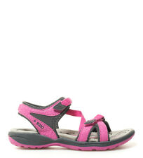 + 8000 - Sandalias outdoor Terma gris oscuro Mujer chica
