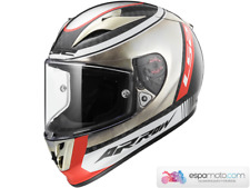Casco LS2 ARROW C EVO FF323 Indy Carbon Chrome
