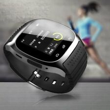 Unisex M26 Smart Wrist Bluetooth Watch Phone For IOS Android Phone  Support IOS