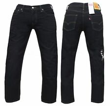 Levis 511 (Genuine) Jeans For Men Slim Fit Denim Straight Leg Black (04511-2387)